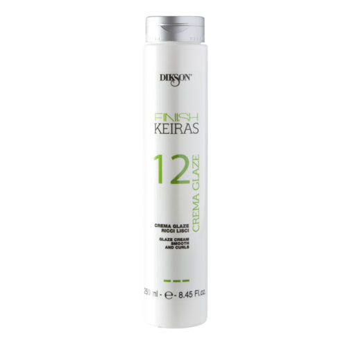 Keiras Finish Crema Glaze 12